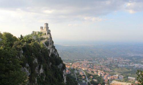 Сан-Марино и замок