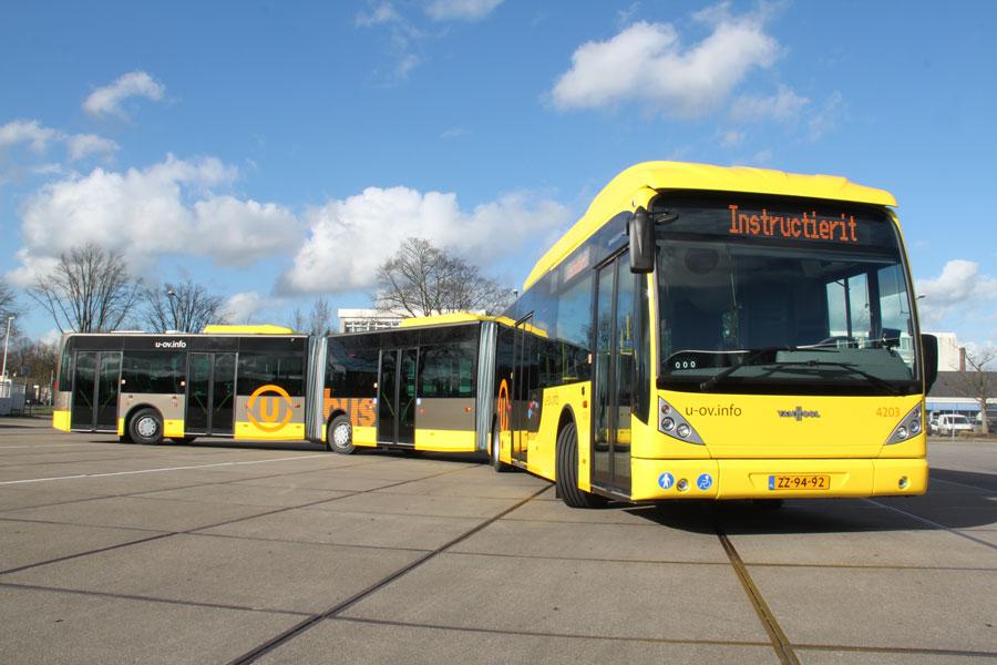 Общественный транспорт в Нидерландах