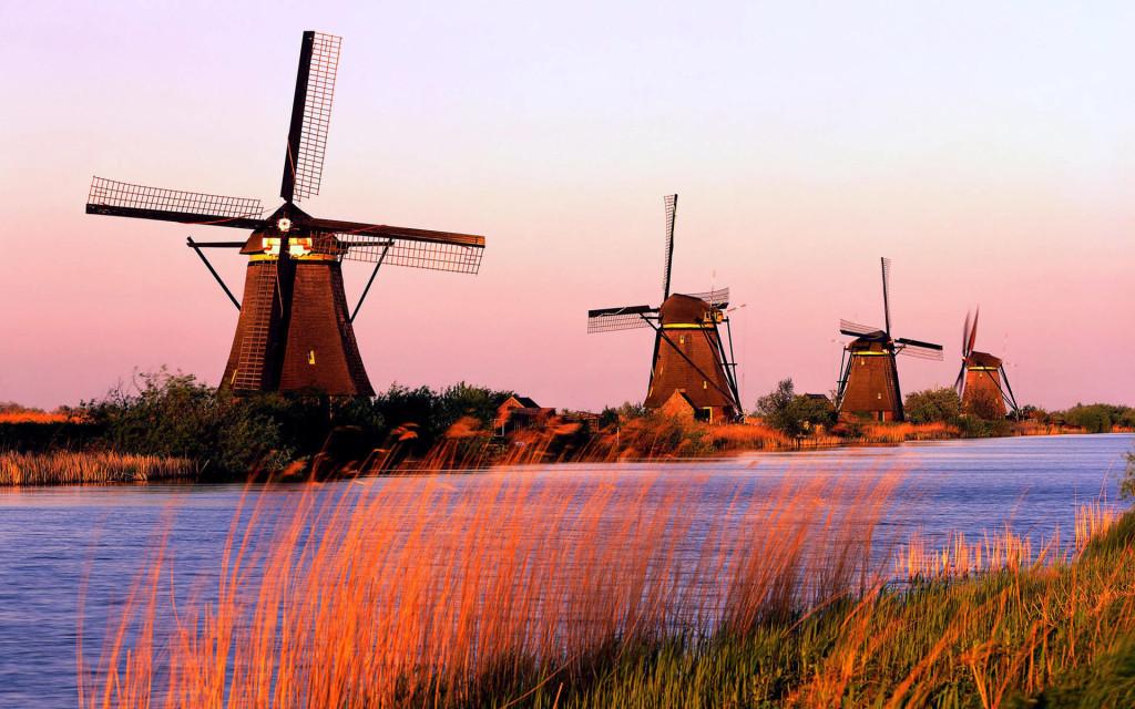 Дорога в Голландию