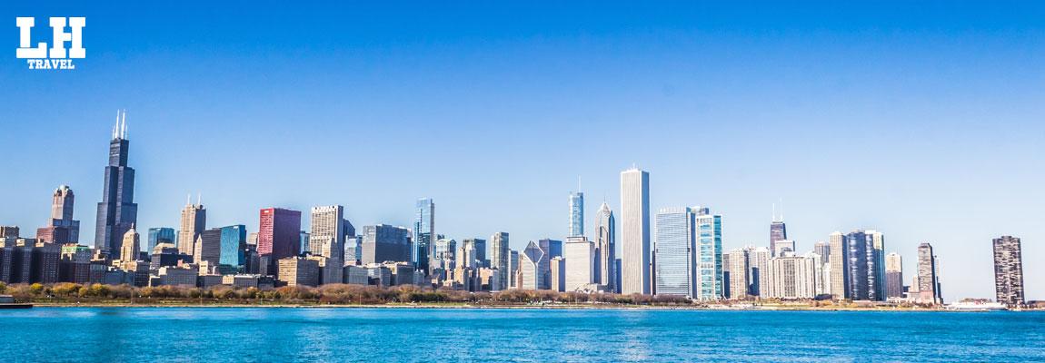 Многоэтажная Америка: Чикаго