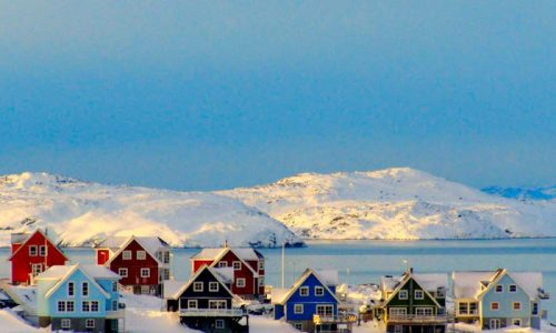 Гренландия Страна