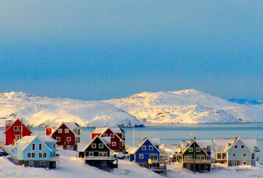 Гренландия-страна