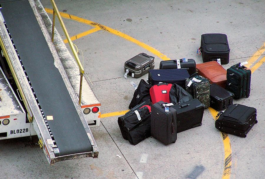 Потеря багажа