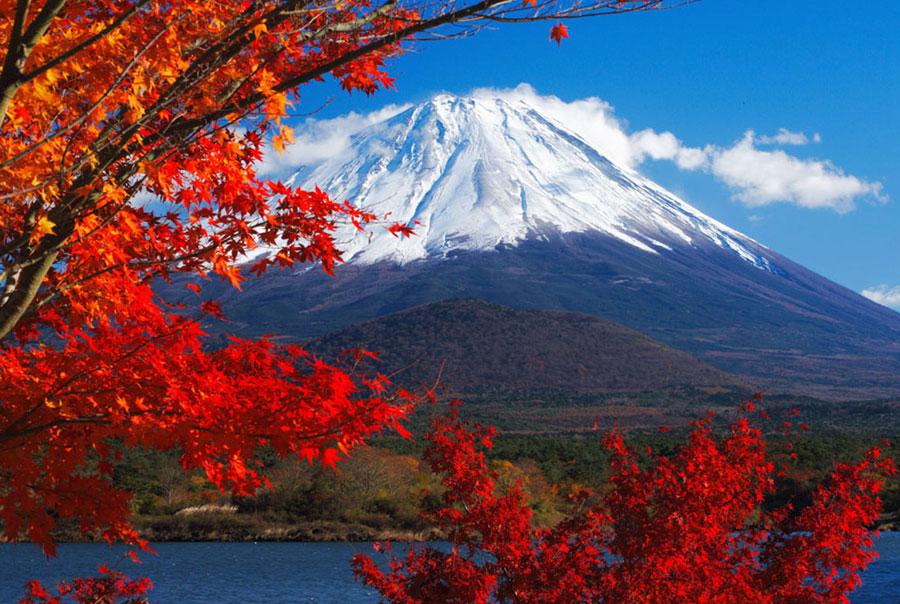 Гора-Фудзияма