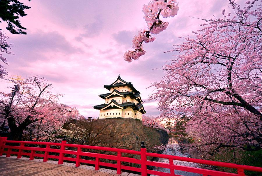 Отдых-в-Японии