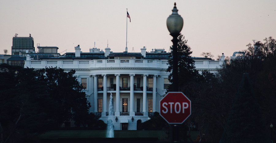Белый-дом-Вашингтон