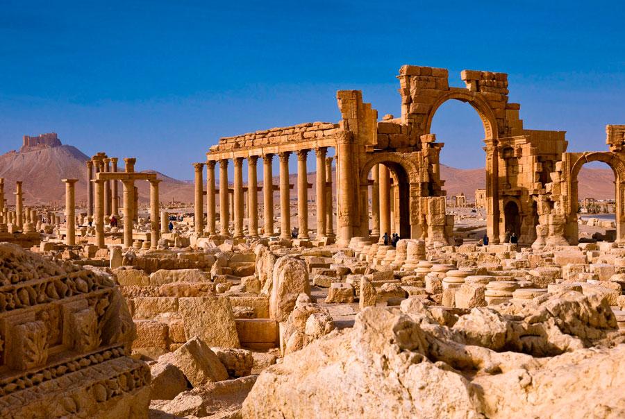город-Пальмира-достопримечательности