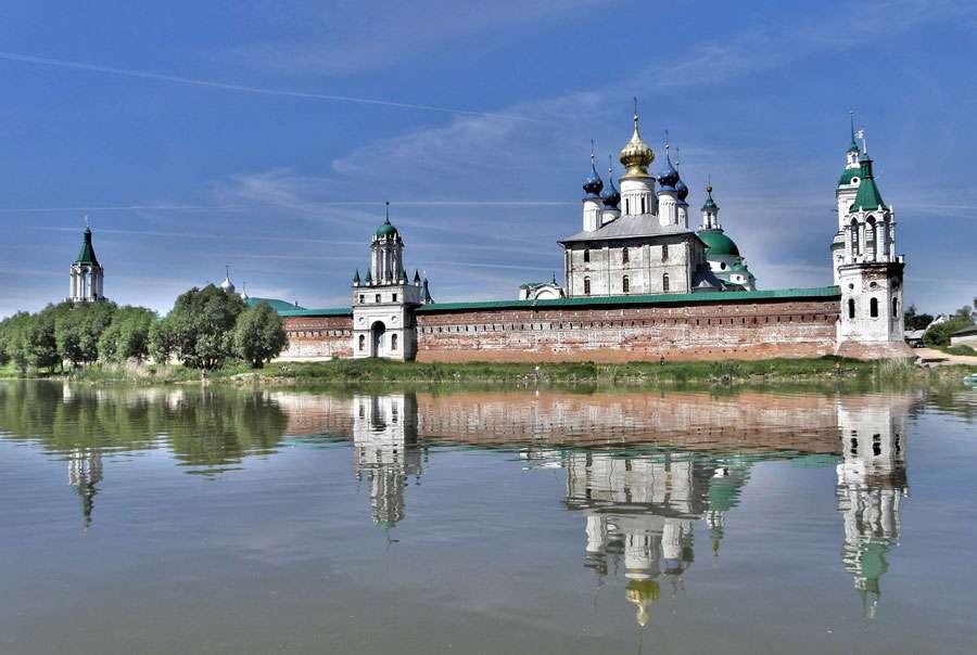 Описание достопримечательностей Ростова Великого