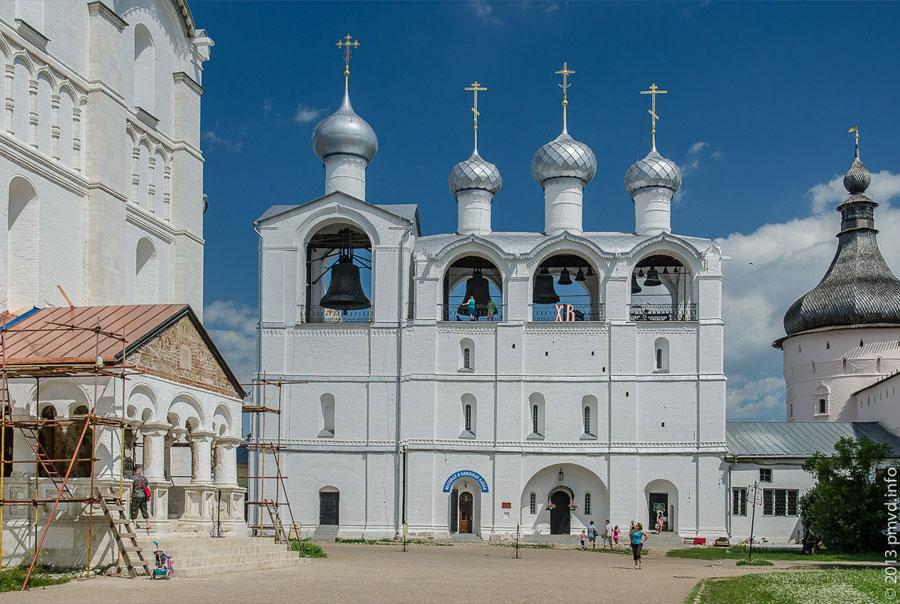 Кремль-в-Ростове