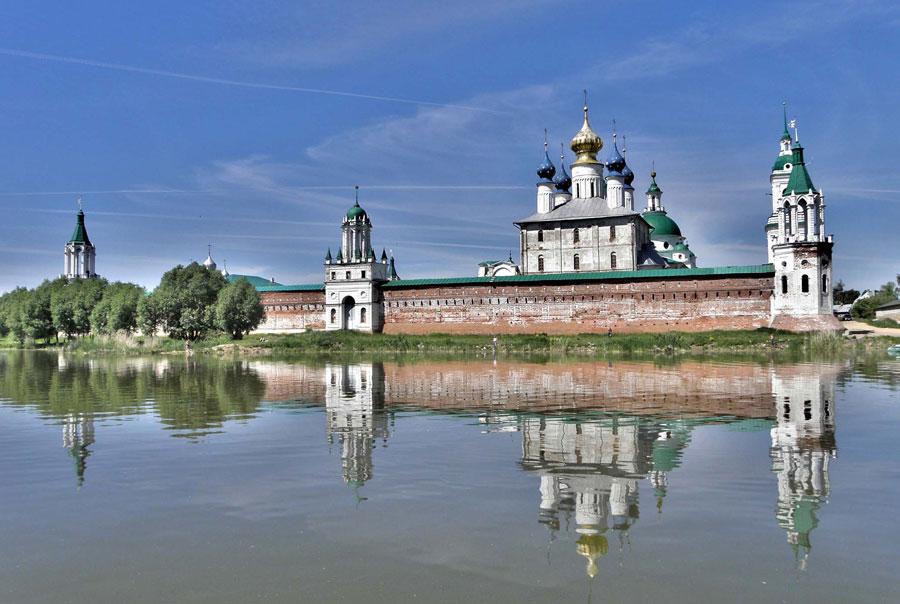 Ростов-Великий-достопримечательности