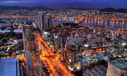 Самостоятельное путешествие в Сеул