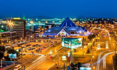 Самостоятельное путешествие в Челябинск