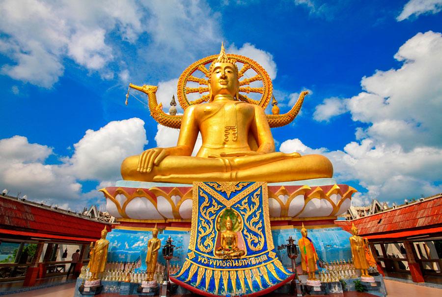 Большой-Будда-Самуи