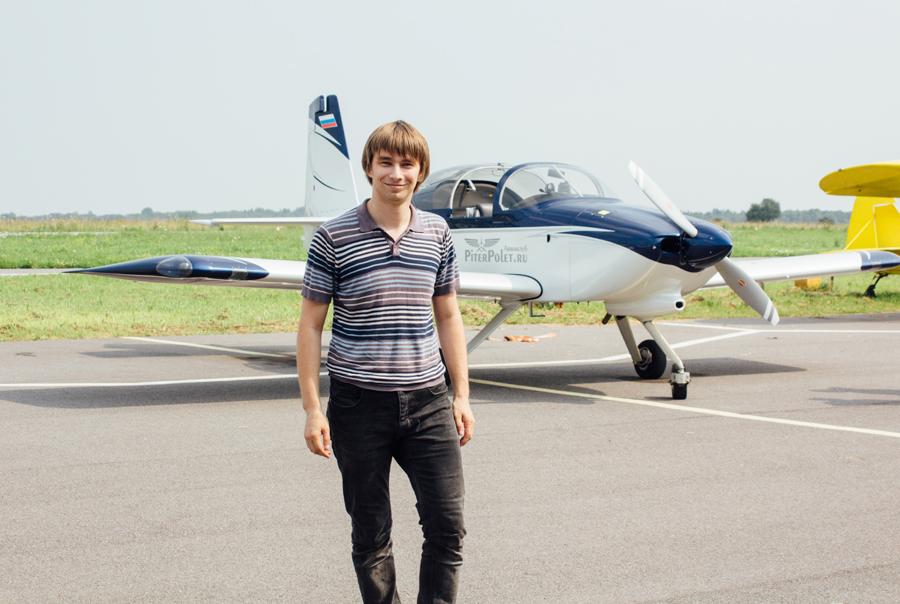 высший-пилотаж-на-самолете Роскин