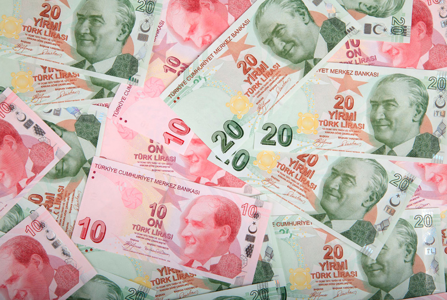 Какую валюту взять в Турцию