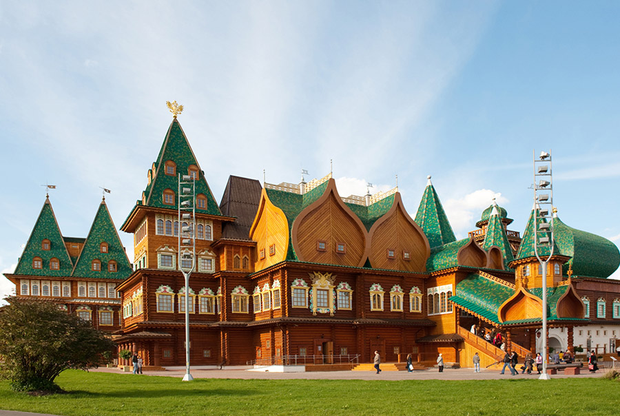 Село Коломенское в Москве: от Ивана Калиты до Земфиры