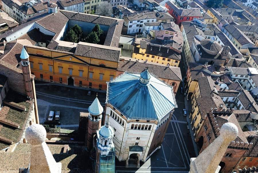 Достопримечательности Кремоны в Италии
