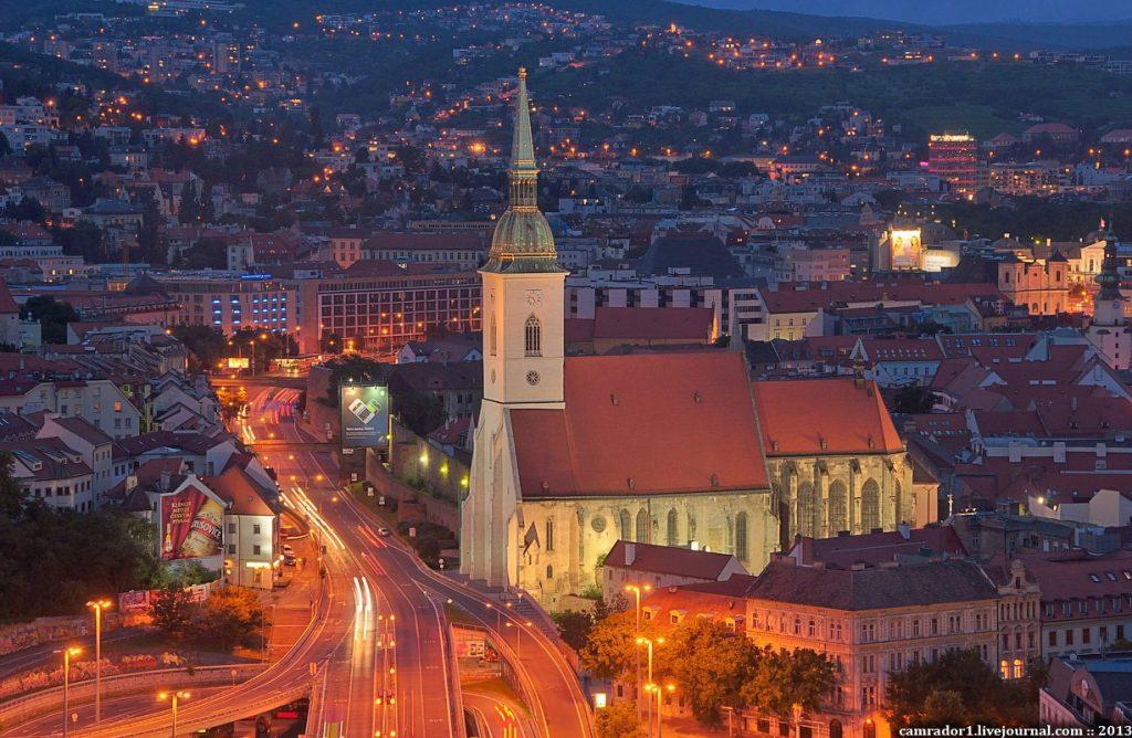 Собор в Братиславе