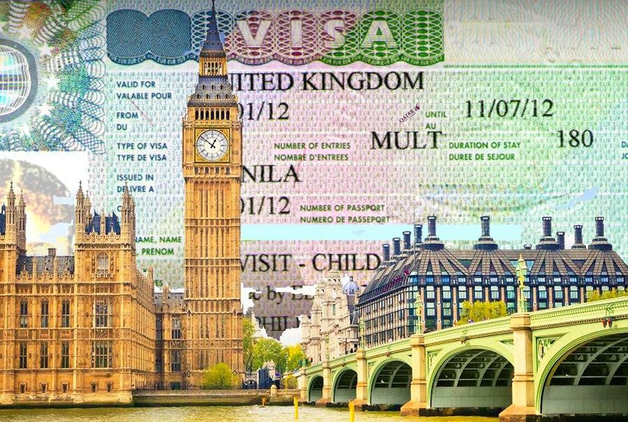 Как и где самому сделать визу в Великобританию
