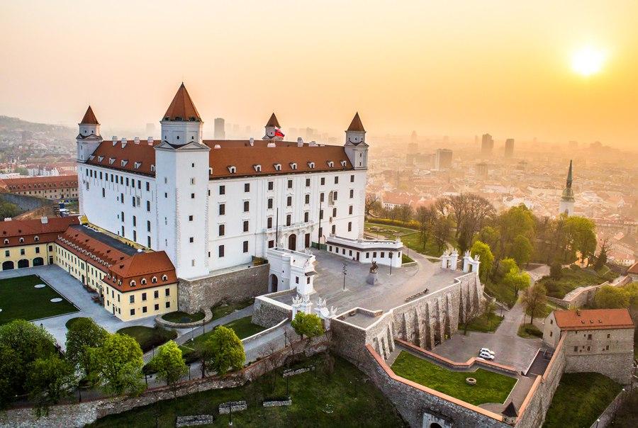 Куда сходить в столице Словакии