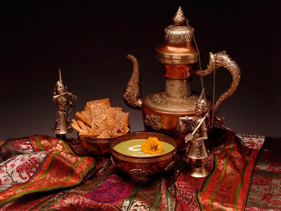 Металлические предметы в Индии