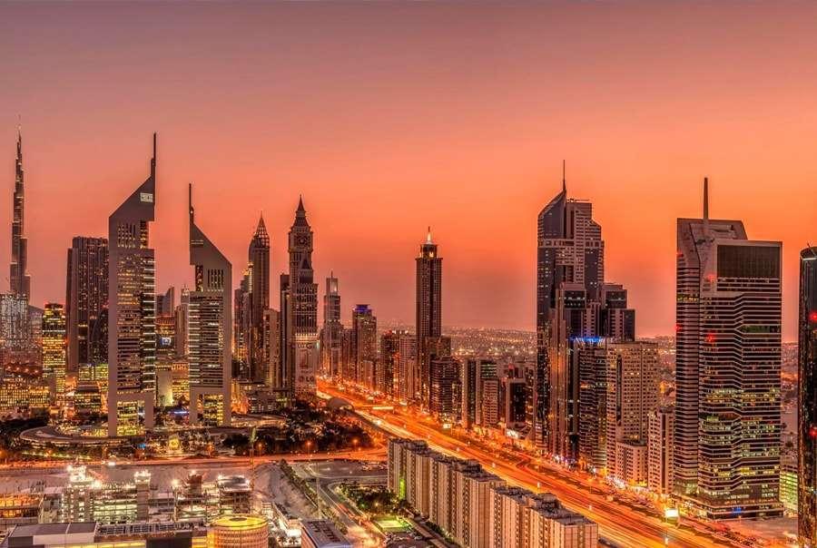Описание достопримечательностей Дубая