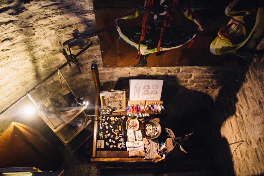 Таллинские сувениры