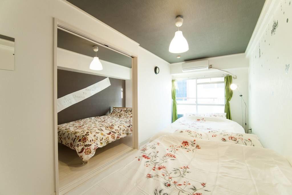 Ищем жилье в Осаке