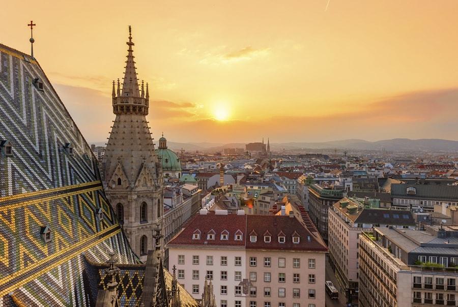 Достопримечательности города Вены