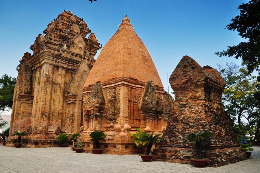 Вьетнамские храмы