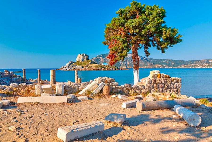 Что посмотреть на острове Кос