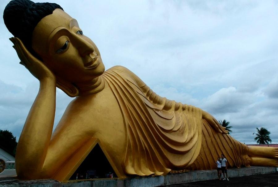 Лежачий Будда Пхукет