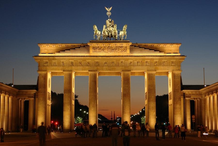 История и достопримечательности Берлина