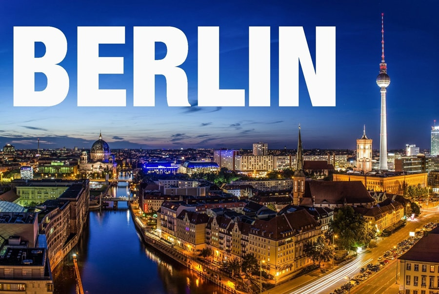 Достопримечательности города Берлина