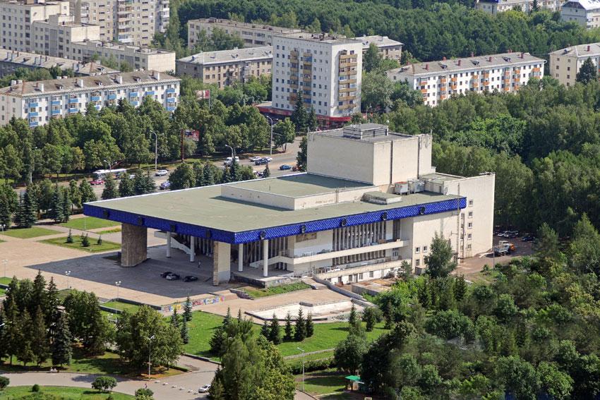 Драматический театр в Уфе
