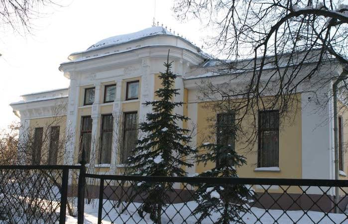 Художественный музей в Уфе