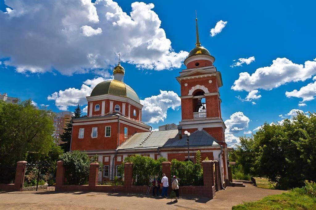 Покровская церковь в Уфе