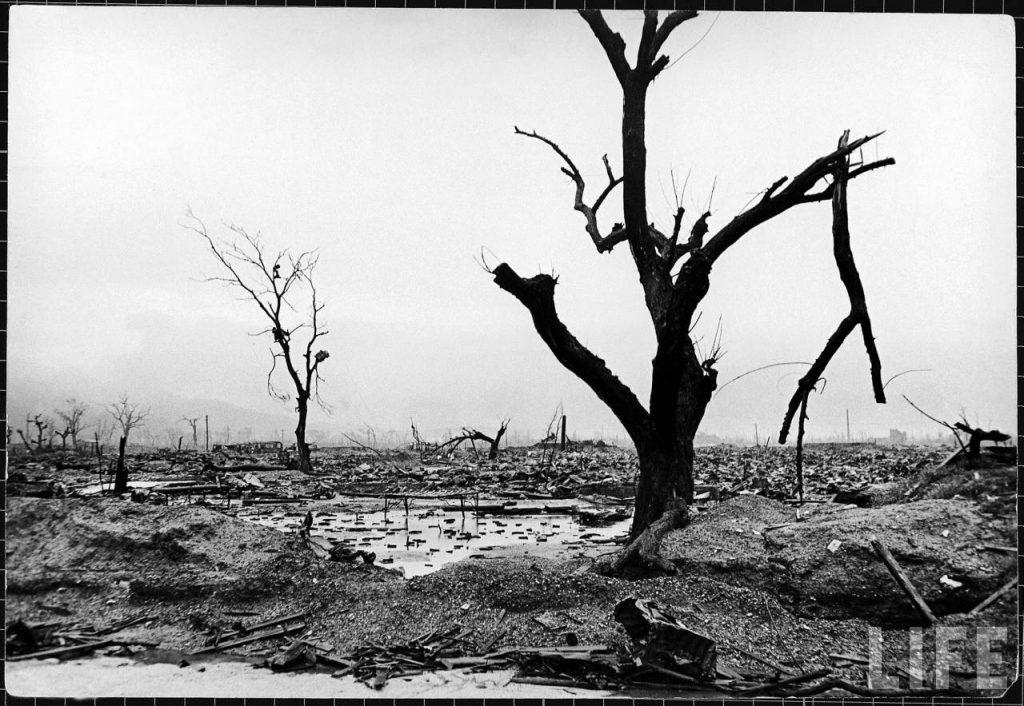 Пейзаж Хиросимы