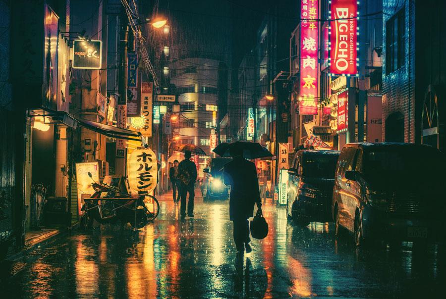 Самостоятельная поездка в Японию