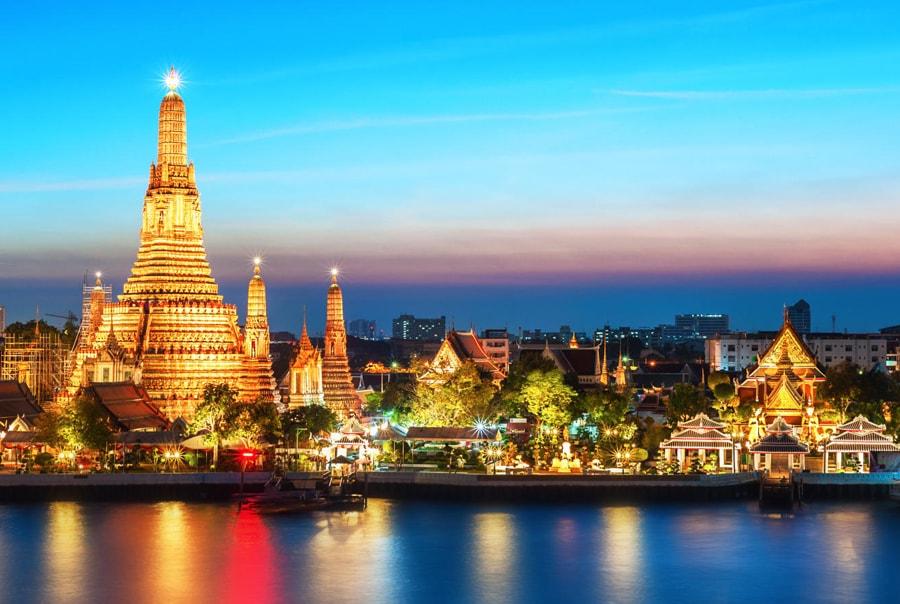 Сезон для отдыха в Тайланде по месяцам