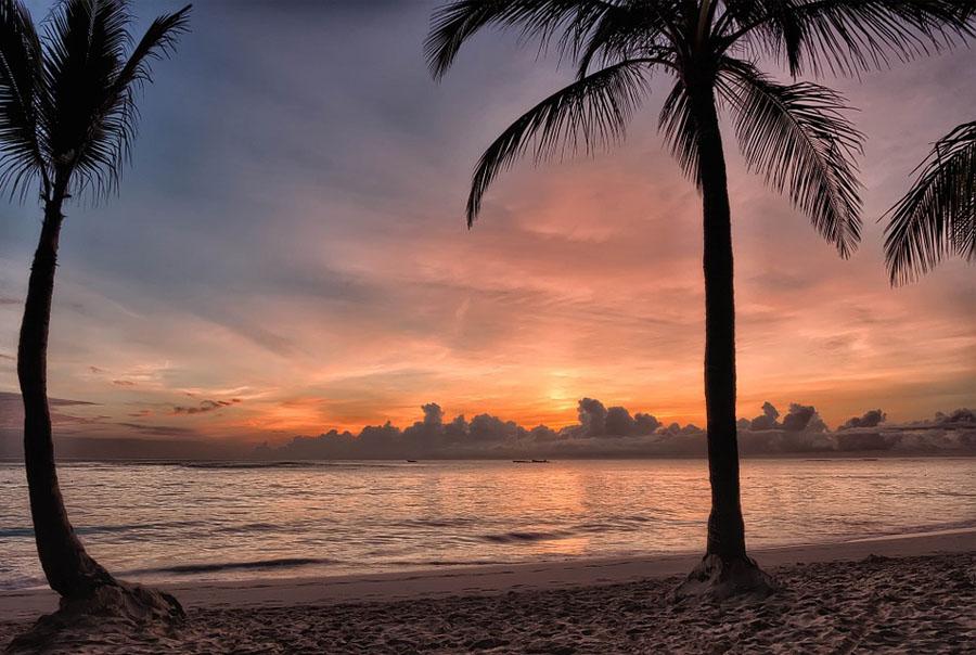 Доминикана: сезон для отдыха по месяцам
