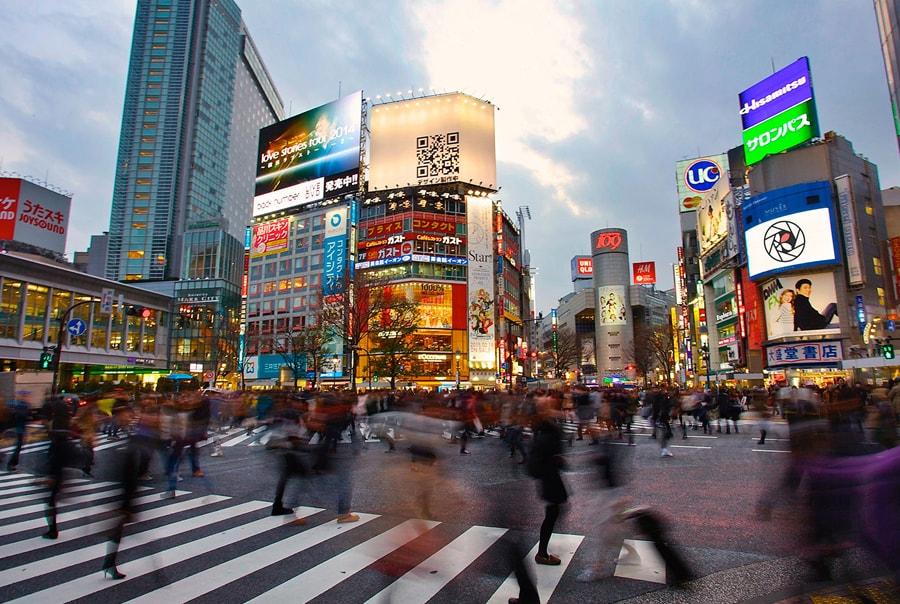 Сколько стоит поездка в Японию