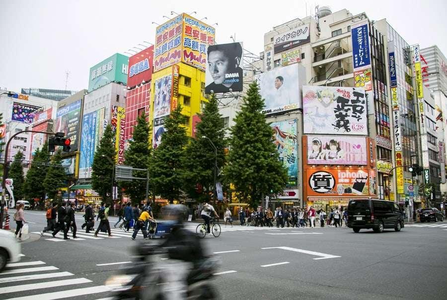Факты о Японии и японцах