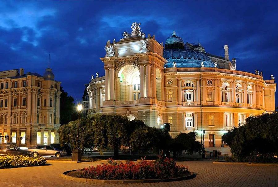 Достопримечательности города Одессы