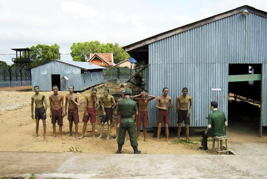 Тюрьма во Вьетнаме