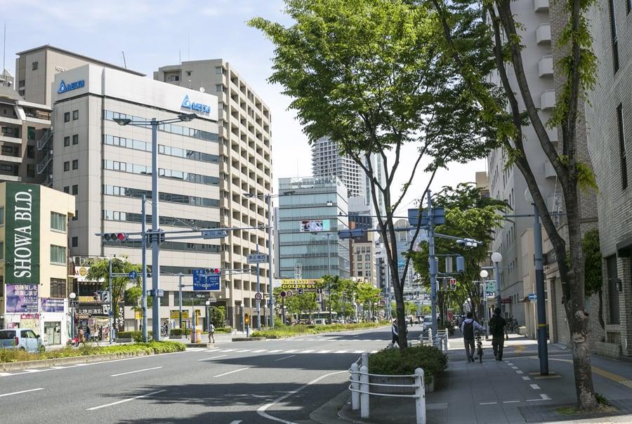 Чистота в Японии