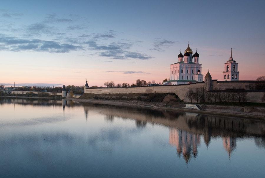 Что посмотреть в Пскове и области