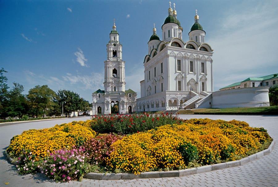 Фото и описание достопримечательностей Астрахани