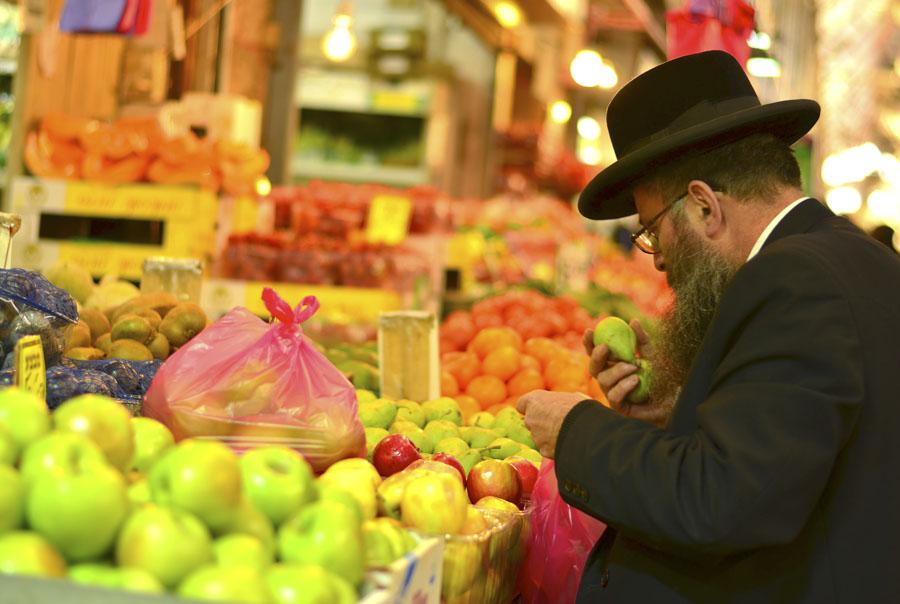 Продукты в Израиле
