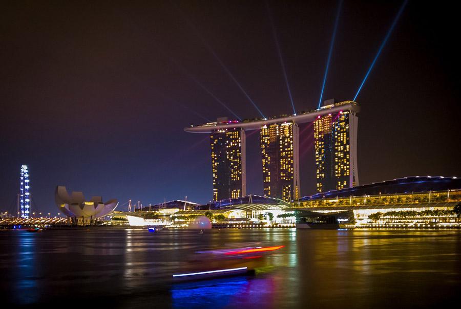 Гостиница в Сингапуре